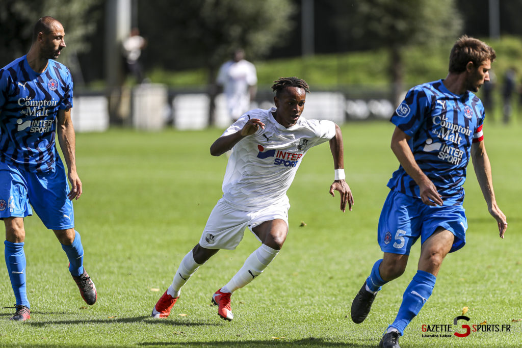 Football Nationale 3 Amiens Sc B Vs Ac Amiens 0011 Leandre Leber Gazettesports