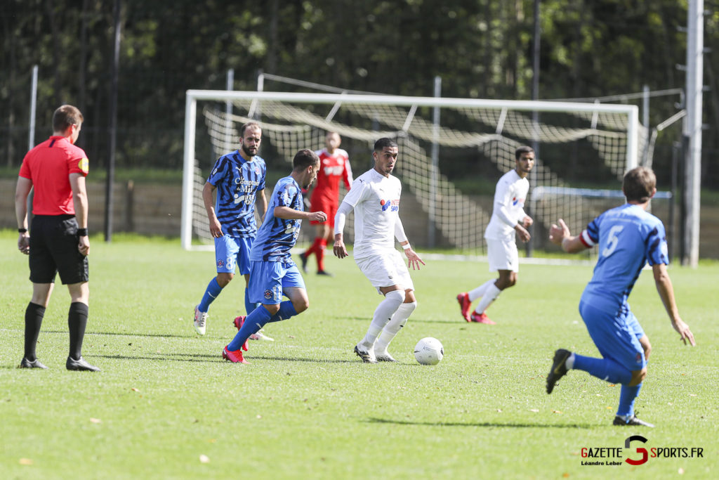 Football Nationale 3 Amiens Sc B Vs Ac Amiens 0012 Leandre Leber Gazettesports
