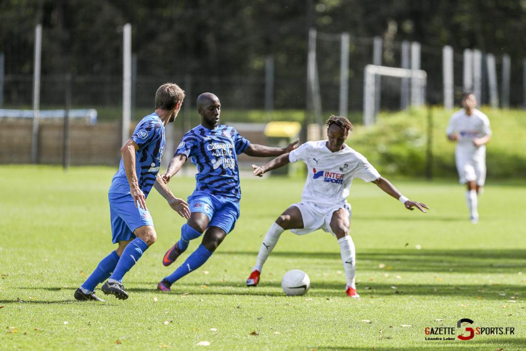 Football Nationale 3 Amiens Sc B Vs Ac Amiens 0013 Leandre Leber Gazettesports