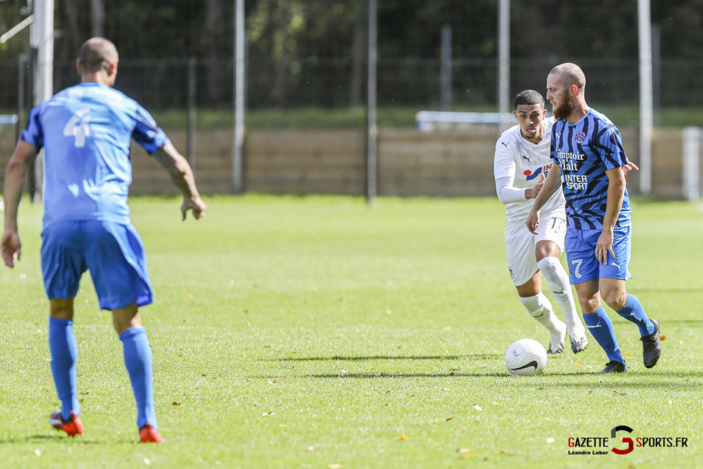 Football Nationale 3 Amiens Sc B Vs Ac Amiens 0014 Leandre Leber Gazettesports