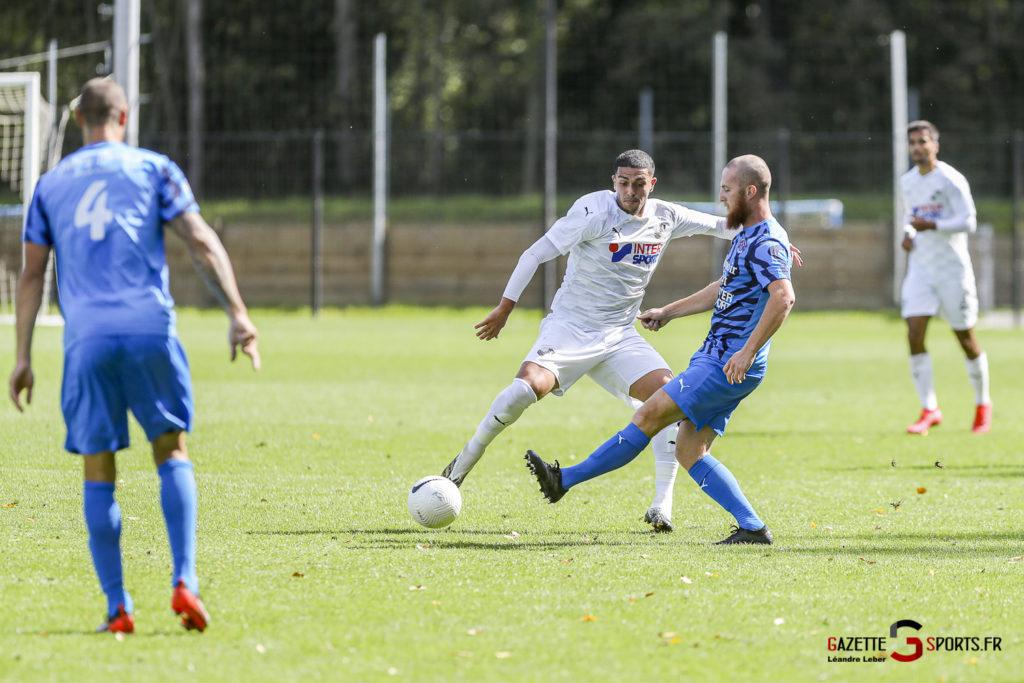 Football Nationale 3 Amiens Sc B Vs Ac Amiens 0015 Leandre Leber Gazettesports