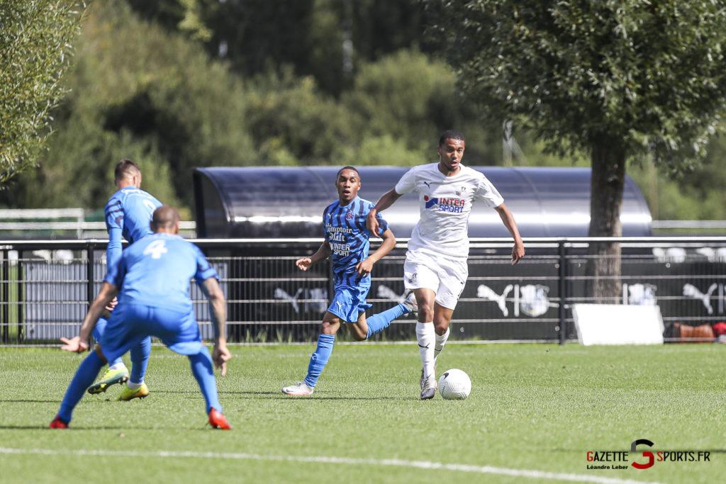 Football Nationale 3 Amiens Sc B Vs Ac Amiens 0016 Leandre Leber Gazettesports