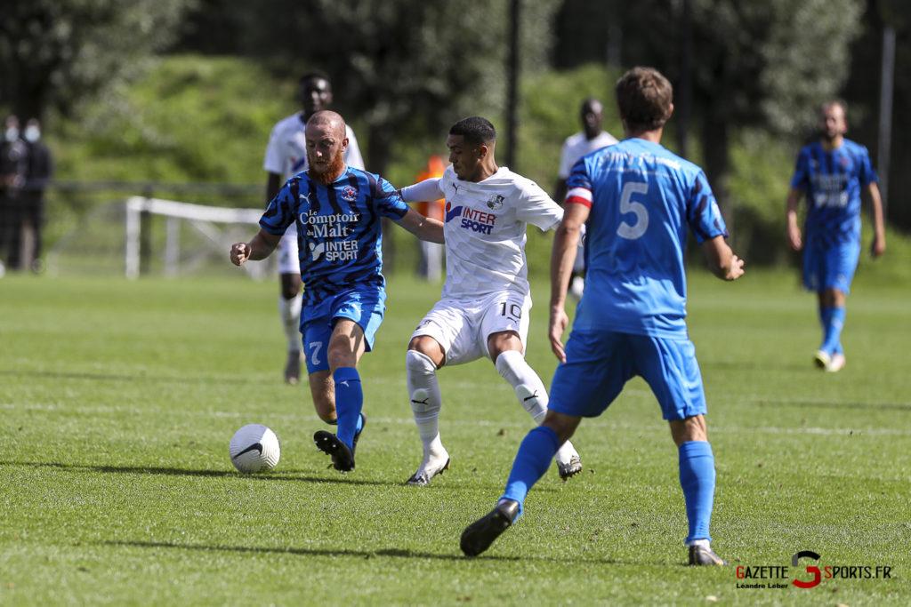 Football Nationale 3 Amiens Sc B Vs Ac Amiens 0017 Leandre Leber Gazettesports