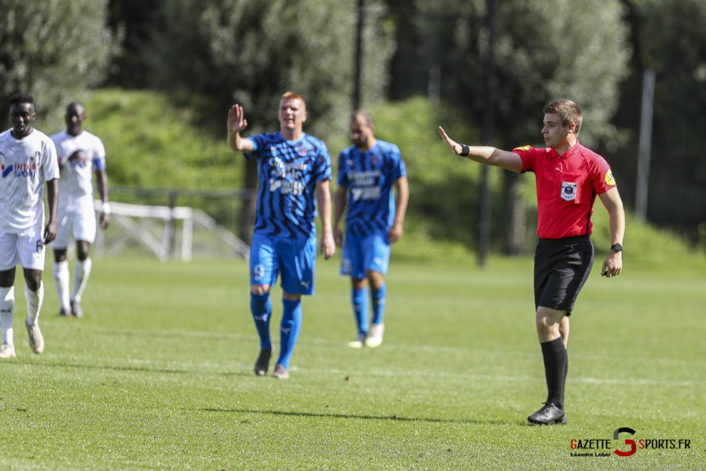 Football Nationale 3 Amiens Sc B Vs Ac Amiens 0018 Leandre Leber Gazettesports