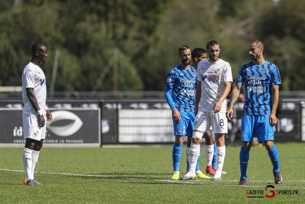 Football Nationale 3 Amiens Sc B Vs Ac Amiens 0019 Leandre Leber Gazettesports