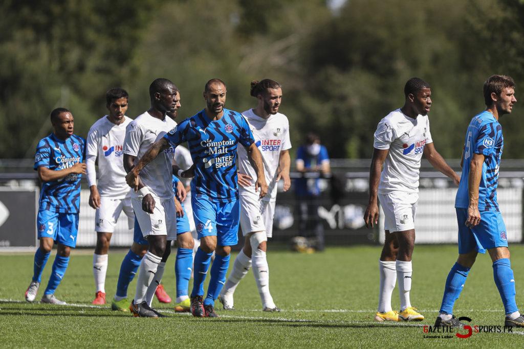Football Nationale 3 Amiens Sc B Vs Ac Amiens 0020 Leandre Leber Gazettesports