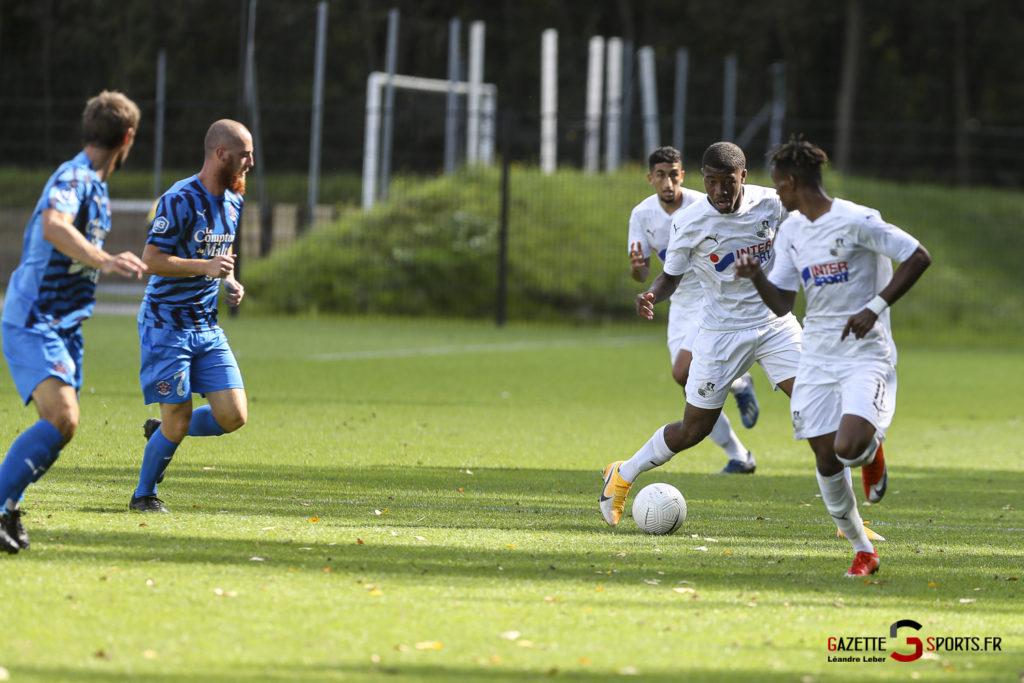 Football Nationale 3 Amiens Sc B Vs Ac Amiens 0021 Leandre Leber Gazettesports