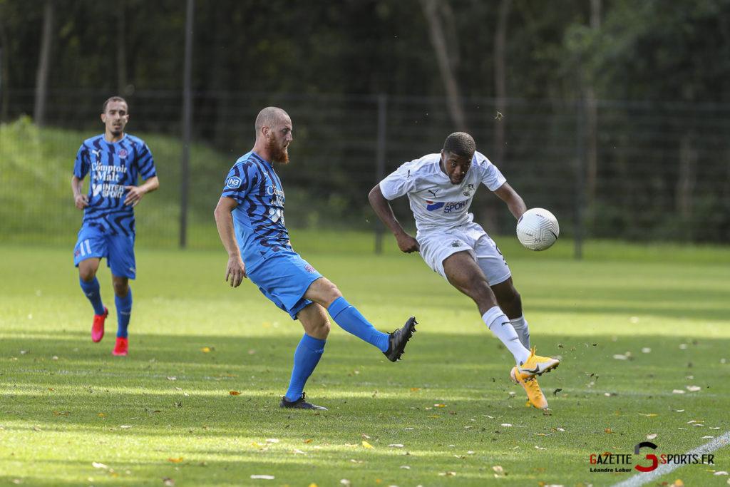 Football Nationale 3 Amiens Sc B Vs Ac Amiens 0022 Leandre Leber Gazettesports