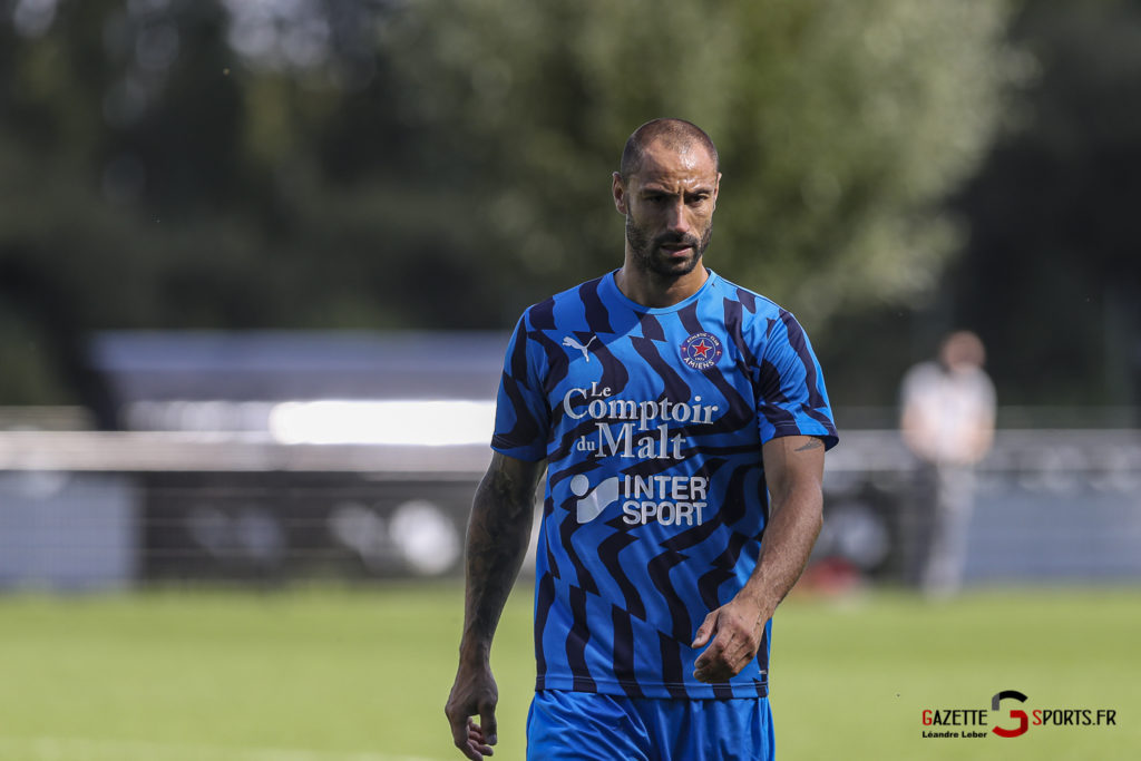 Football Nationale 3 Amiens Sc B Vs Ac Amiens 0023 Leandre Leber Gazettesports