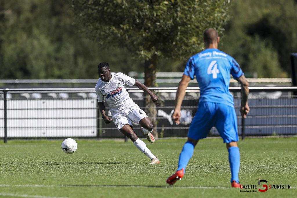 Football Nationale 3 Amiens Sc B Vs Ac Amiens 0025 Leandre Leber Gazettesports