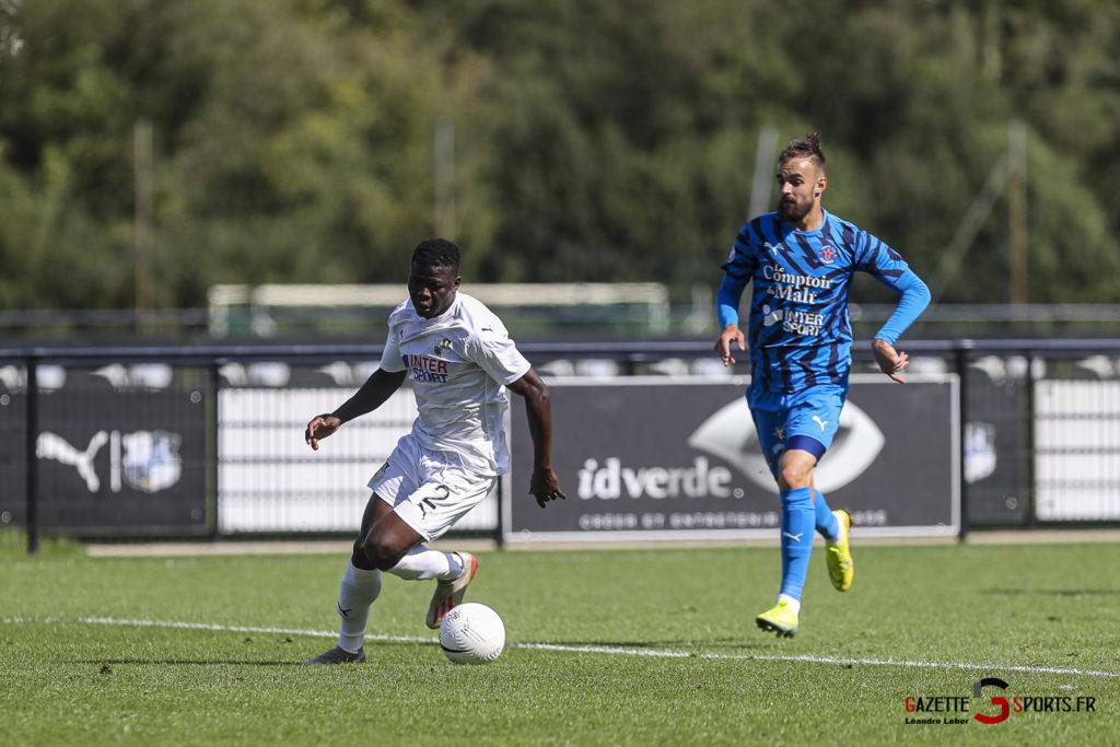 Football Nationale 3 Amiens Sc B Vs Ac Amiens 0026 Leandre Leber Gazettesports