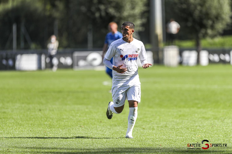 Football Nationale 3 Amiens Sc B Vs Ac Amiens 0027 Leandre Leber Gazettesports