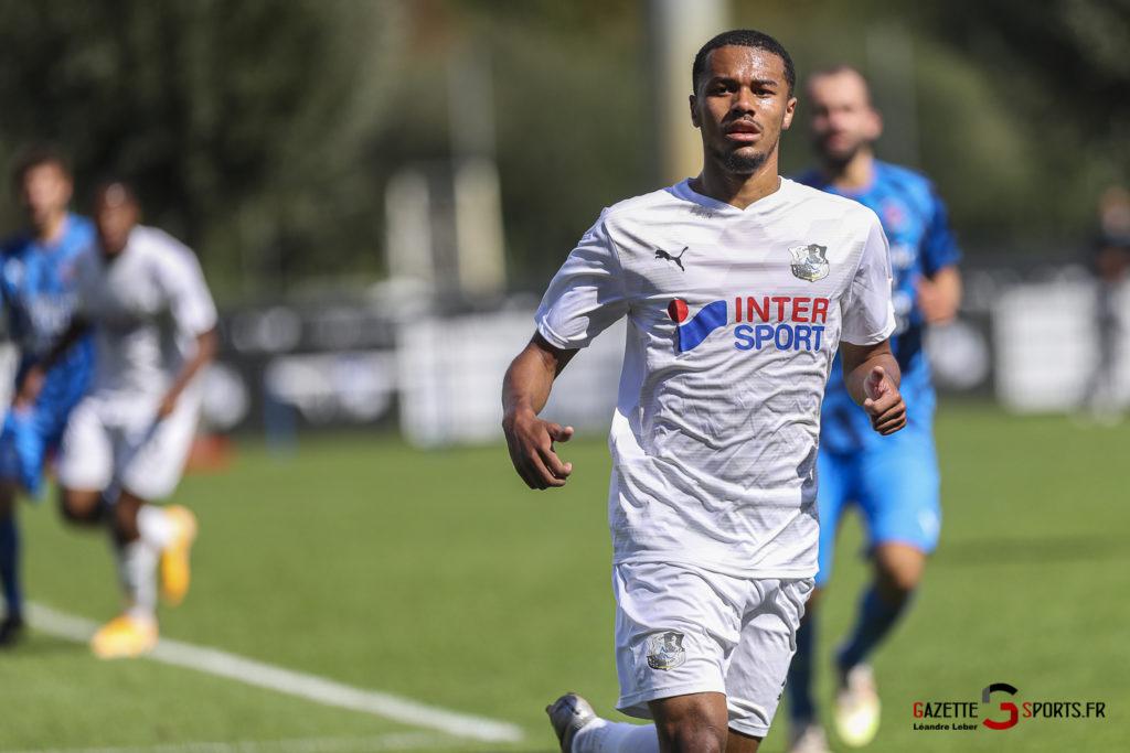 Football Nationale 3 Amiens Sc B Vs Ac Amiens 0029 Leandre Leber Gazettesports