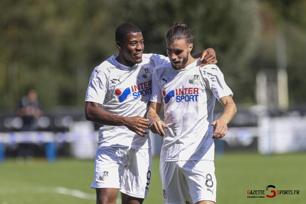 Football Nationale 3 Amiens Sc B Vs Ac Amiens 0031 Leandre Leber Gazettesports