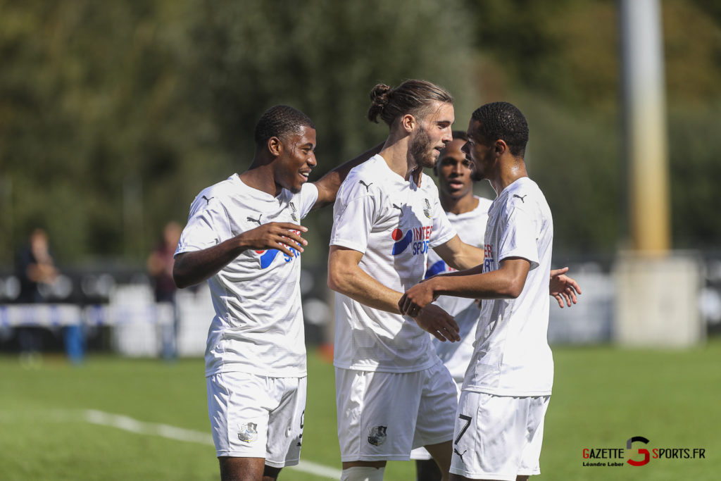 Football Nationale 3 Amiens Sc B Vs Ac Amiens 0032 Leandre Leber Gazettesports