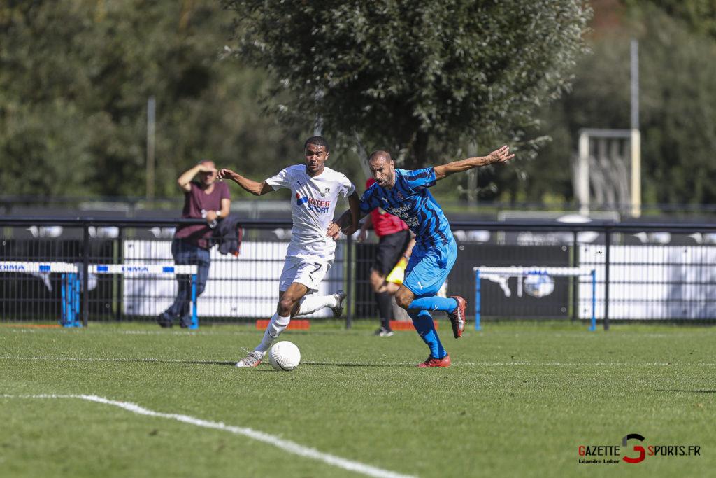 Football Nationale 3 Amiens Sc B Vs Ac Amiens 0039 Leandre Leber Gazettesports