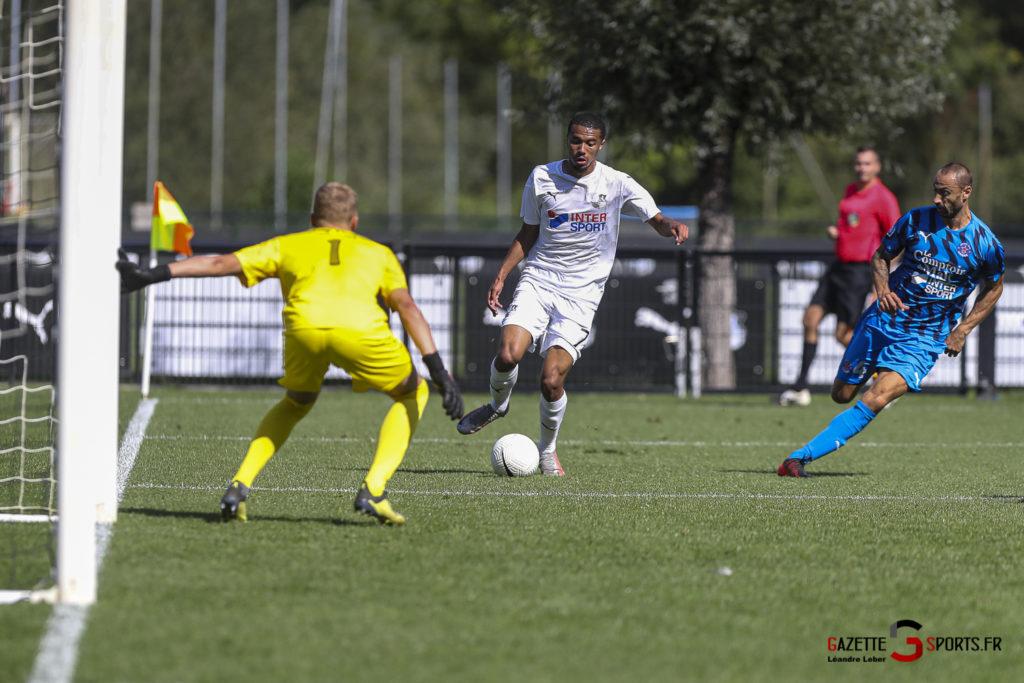Football Nationale 3 Amiens Sc B Vs Ac Amiens 0040 Leandre Leber Gazettesports