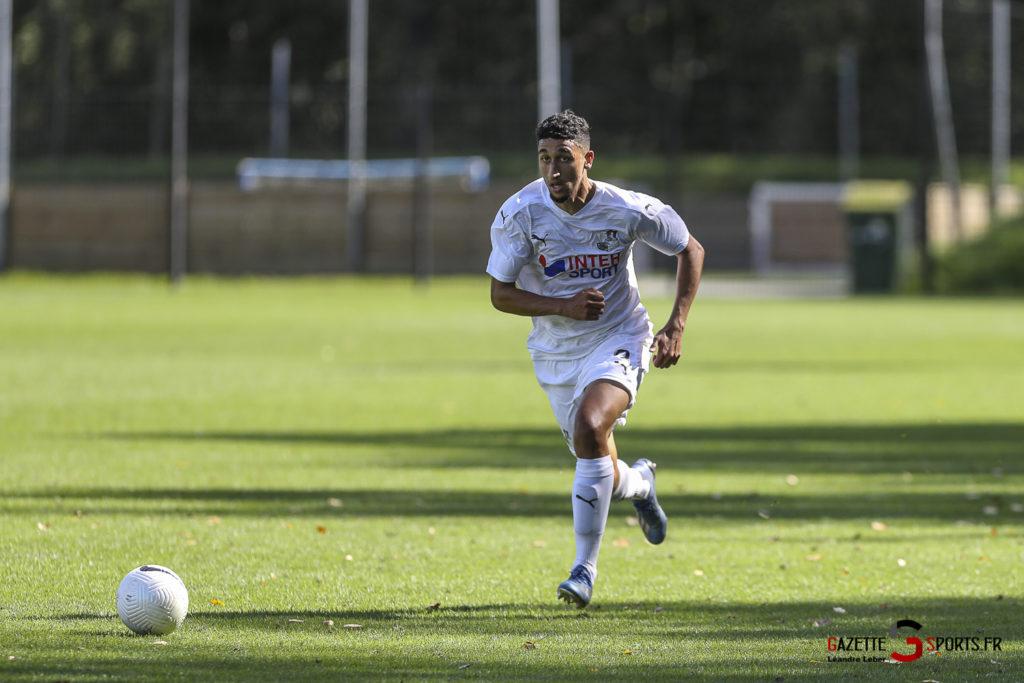 Football Nationale 3 Amiens Sc B Vs Ac Amiens 0042 Leandre Leber Gazettesports