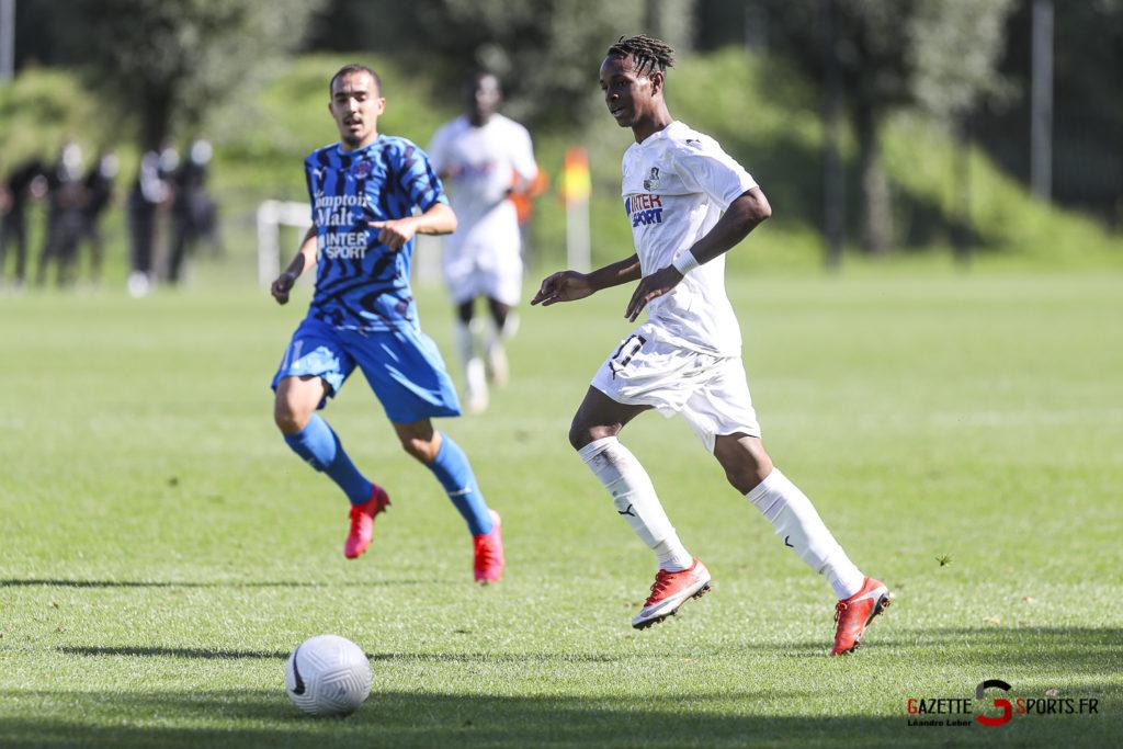 Football Nationale 3 Amiens Sc B Vs Ac Amiens 0044 Leandre Leber Gazettesports