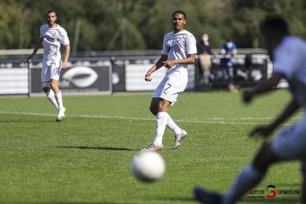 Football Nationale 3 Amiens Sc B Vs Ac Amiens 0045 Leandre Leber Gazettesports
