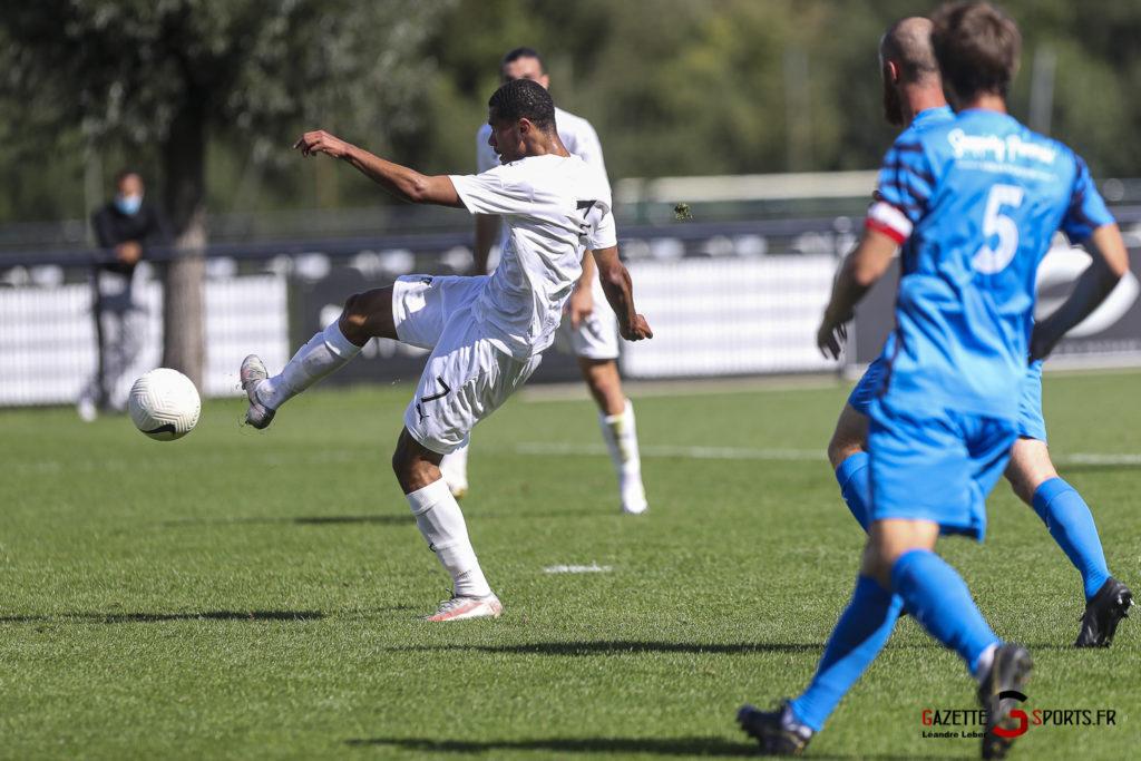 Football Nationale 3 Amiens Sc B Vs Ac Amiens 0046 Leandre Leber Gazettesports