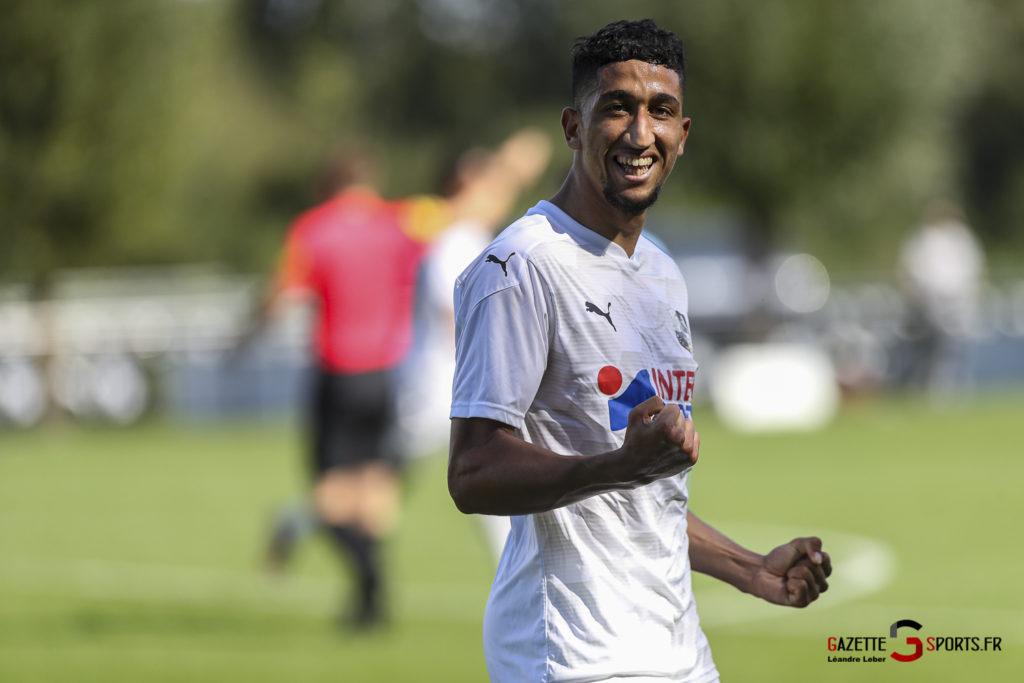 Football Nationale 3 Amiens Sc B Vs Ac Amiens 0047 Leandre Leber Gazettesports