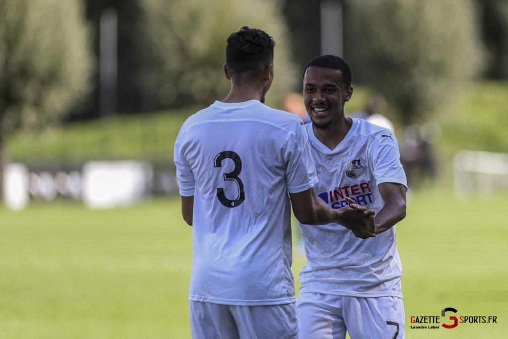 Football Nationale 3 Amiens Sc B Vs Ac Amiens 0049 Leandre Leber Gazettesports