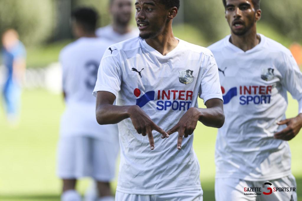 Football Nationale 3 Amiens Sc B Vs Ac Amiens 0050 Leandre Leber Gazettesports