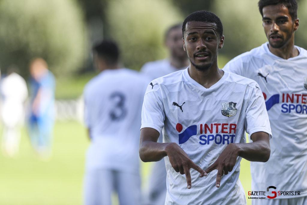 Football Nationale 3 Amiens Sc B Vs Ac Amiens 0051 Leandre Leber Gazettesports