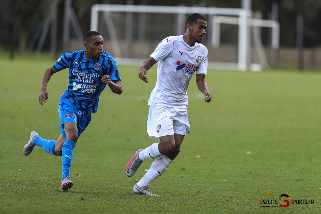 Football Nationale 3 Amiens Sc B Vs Ac Amiens 0057 Leandre Leber Gazettesports