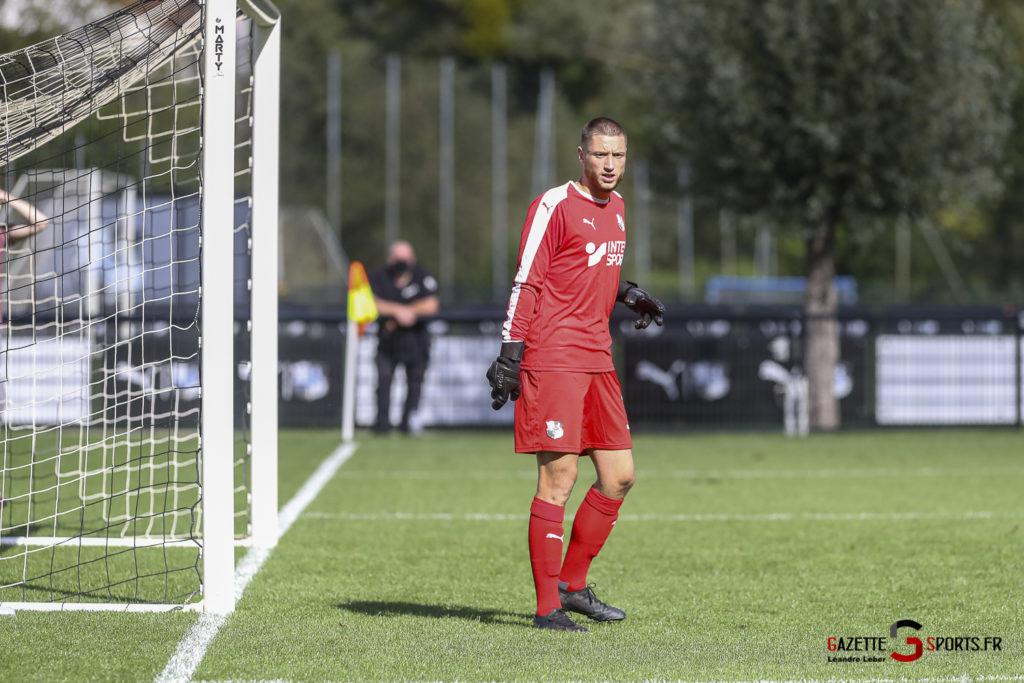 Football Nationale 3 Amiens Sc B Vs Ac Amiens 0059 Leandre Leber Gazettesports