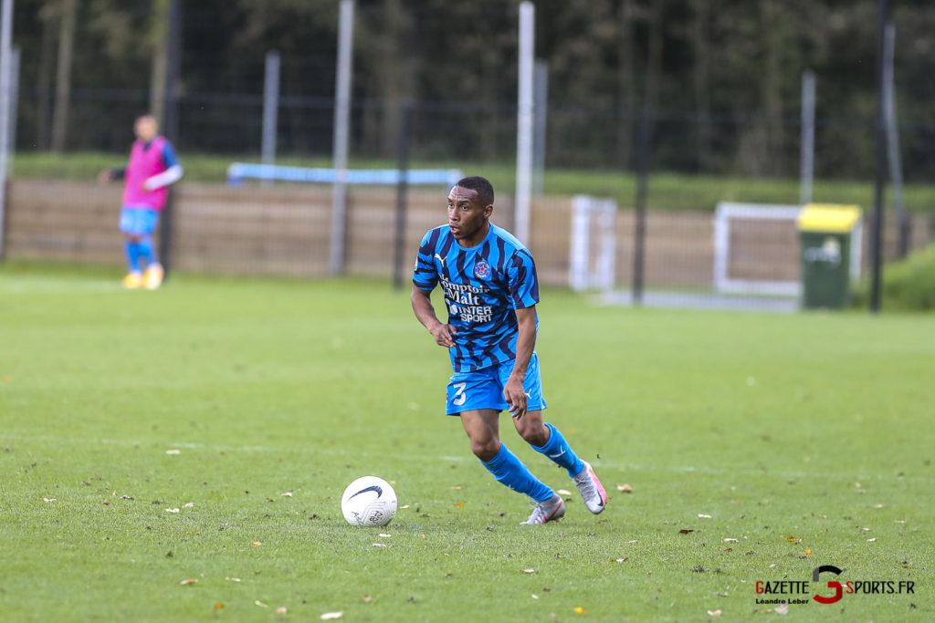 Football Nationale 3 Amiens Sc B Vs Ac Amiens 0060 Leandre Leber Gazettesports