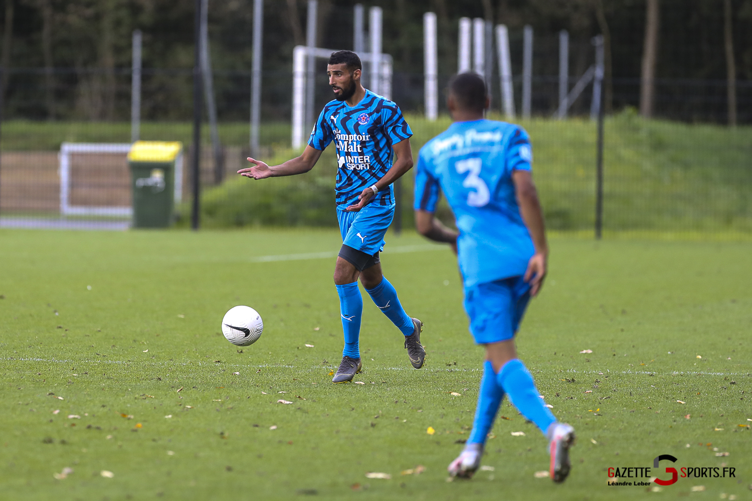 Football Nationale 3 Amiens Sc B Vs Ac Amiens 0062 Leandre Leber Gazettesports