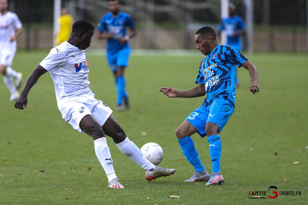 Football Nationale 3 Amiens Sc B Vs Ac Amiens 0064 Leandre Leber Gazettesports