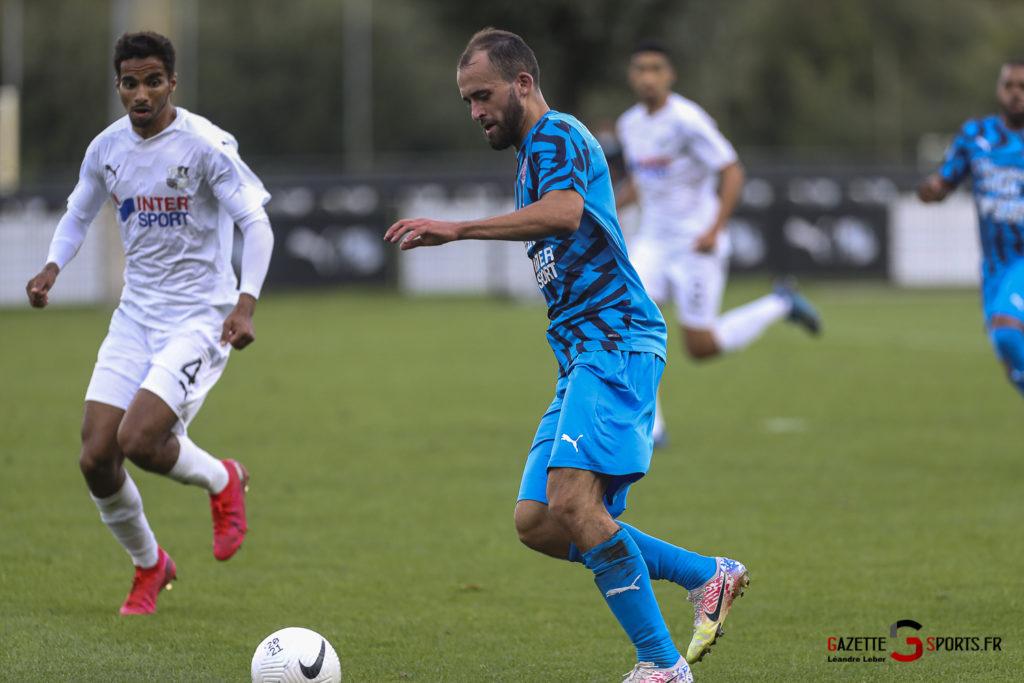 Football Nationale 3 Amiens Sc B Vs Ac Amiens 0065 Leandre Leber Gazettesports