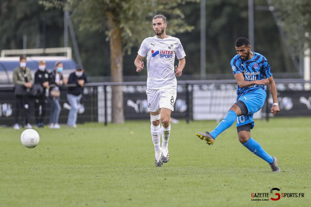 Football Nationale 3 Amiens Sc B Vs Ac Amiens 0066 Leandre Leber Gazettesports