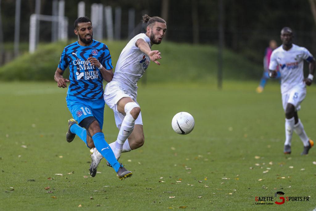 Football Nationale 3 Amiens Sc B Vs Ac Amiens 0067 Leandre Leber Gazettesports