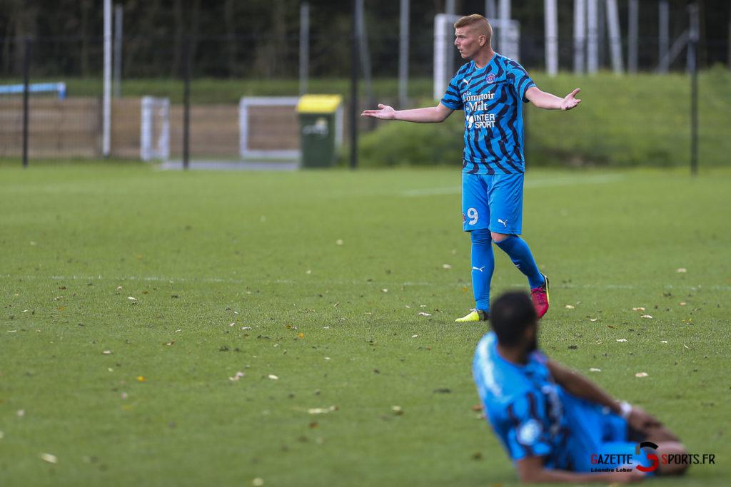 Football Nationale 3 Amiens Sc B Vs Ac Amiens 0068 Leandre Leber Gazettesports