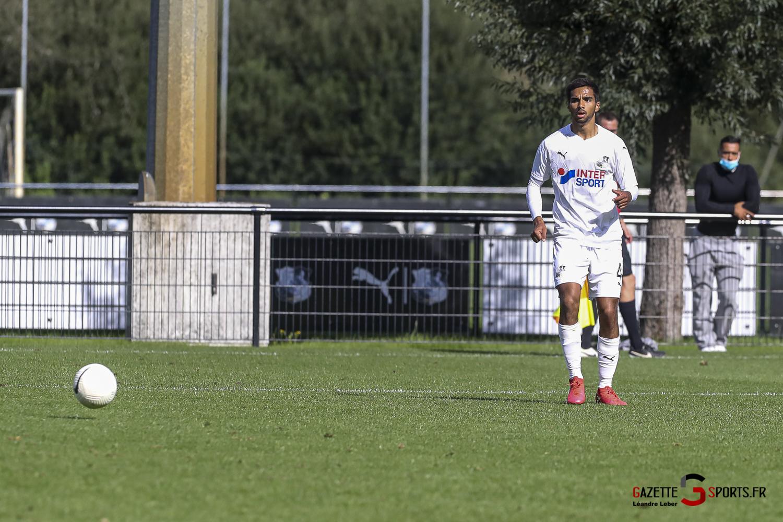 Football Nationale 3 Amiens Sc B Vs Ac Amiens 0069 Leandre Leber Gazettesports