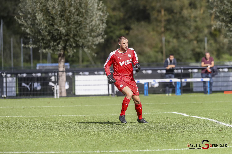 Football Nationale 3 Amiens Sc B Vs Ac Amiens 0070 Leandre Leber Gazettesports