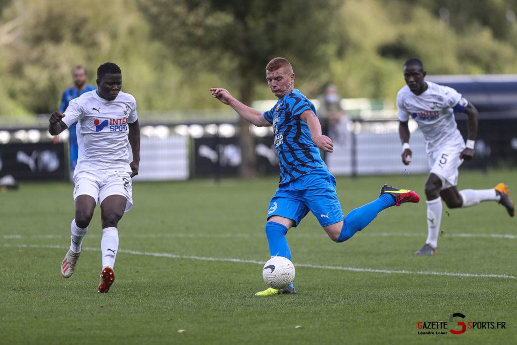 Football Nationale 3 Amiens Sc B Vs Ac Amiens 0071 Leandre Leber Gazettesports
