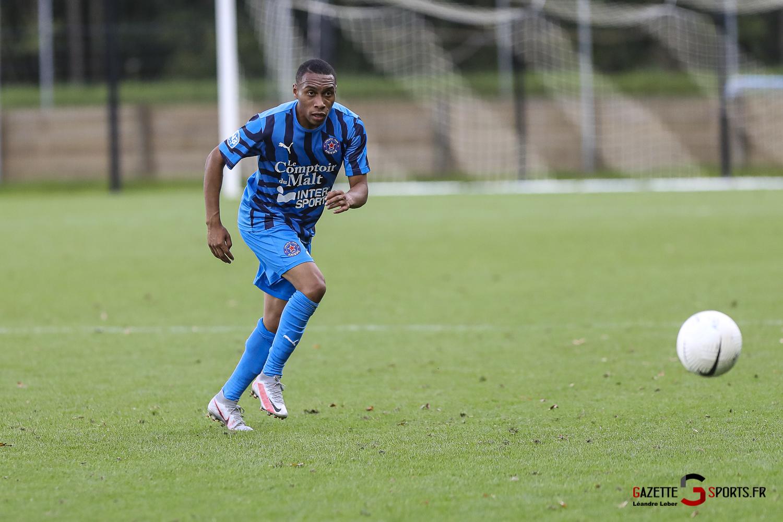 Football Nationale 3 Amiens Sc B Vs Ac Amiens 0072 Leandre Leber Gazettesports
