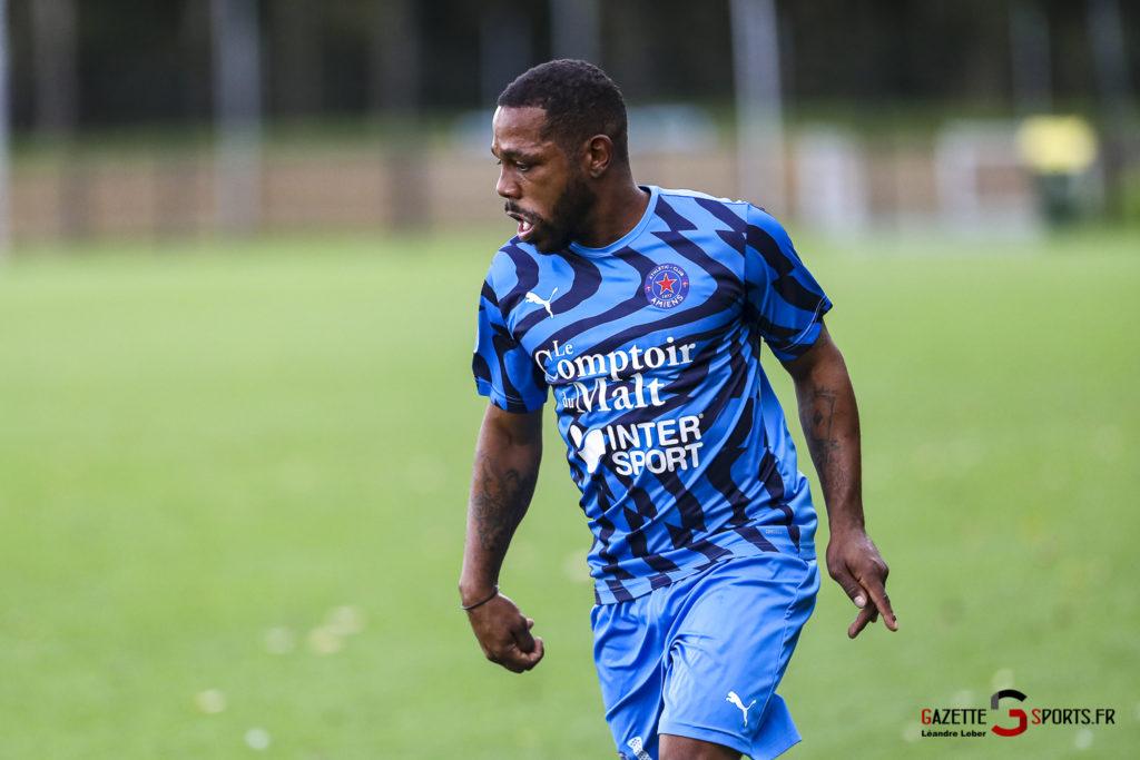 Football Nationale 3 Amiens Sc B Vs Ac Amiens 0073 Leandre Leber Gazettesports