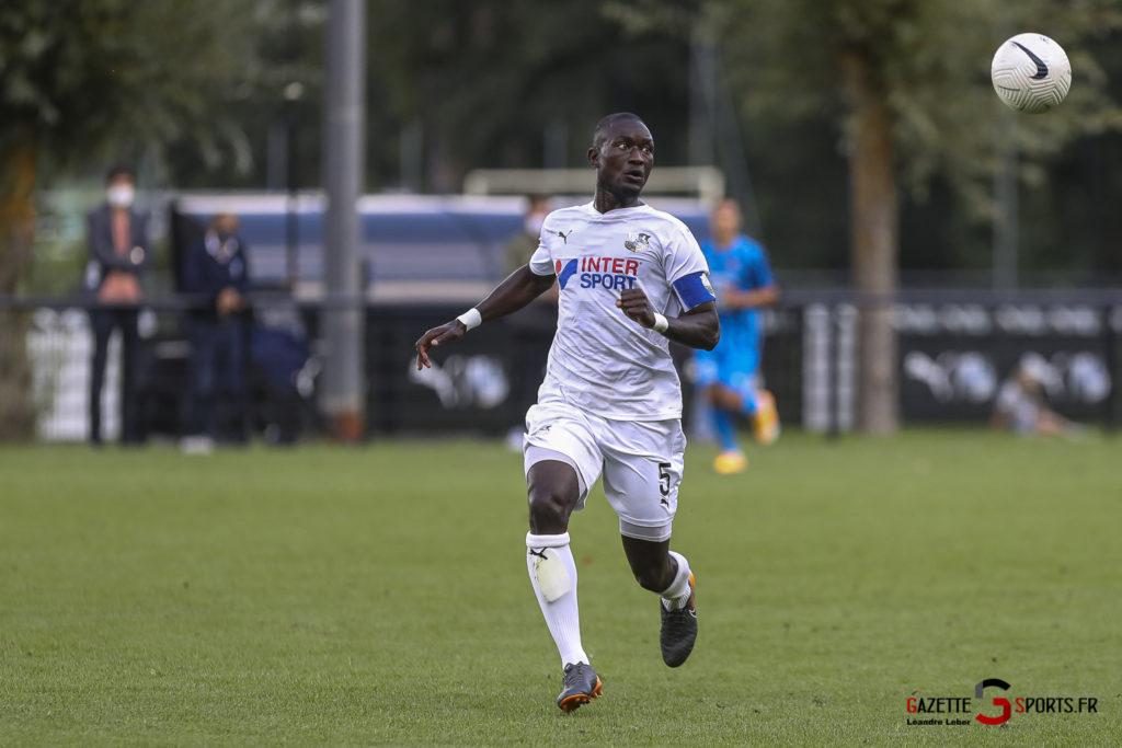 Football Nationale 3 Amiens Sc B Vs Ac Amiens 0075 Leandre Leber Gazettesports