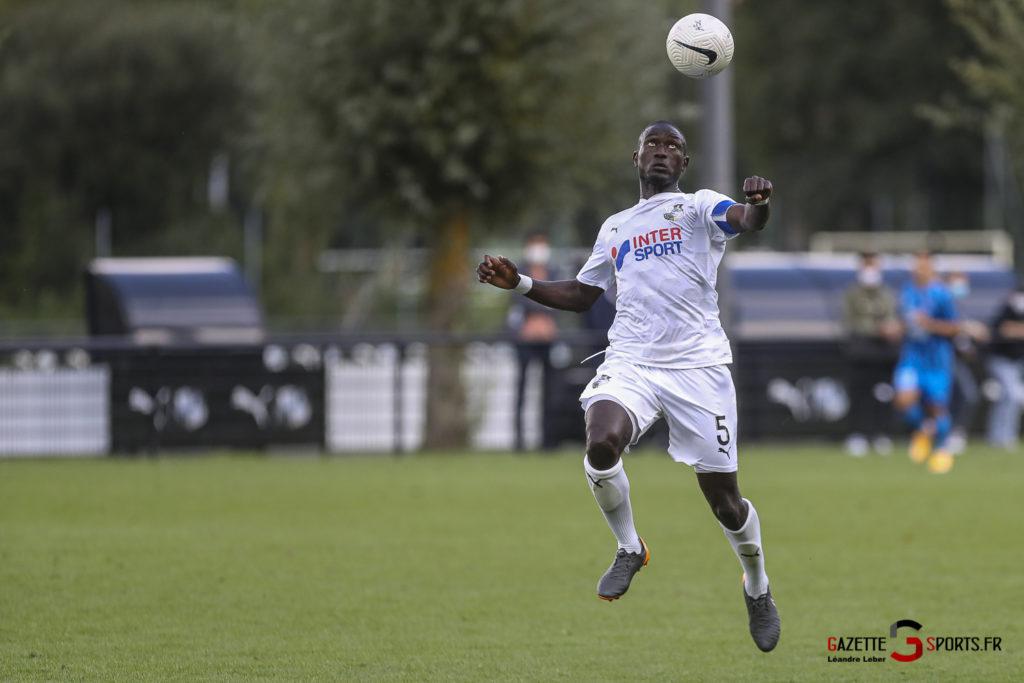 Football Nationale 3 Amiens Sc B Vs Ac Amiens 0076 Leandre Leber Gazettesports