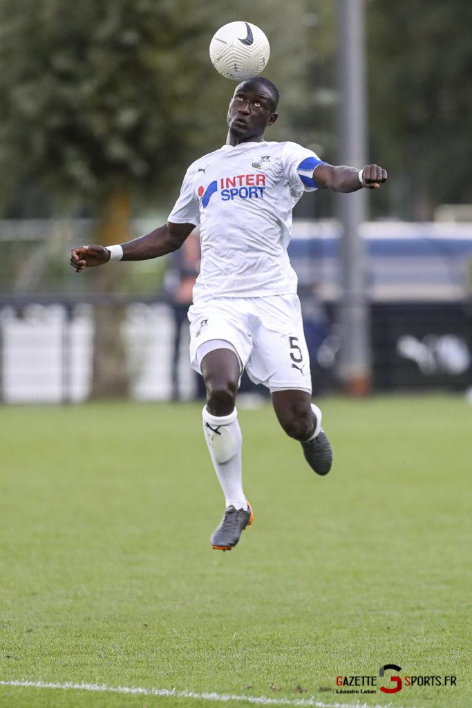 Football Nationale 3 Amiens Sc B Vs Ac Amiens 0077 Leandre Leber Gazettesports