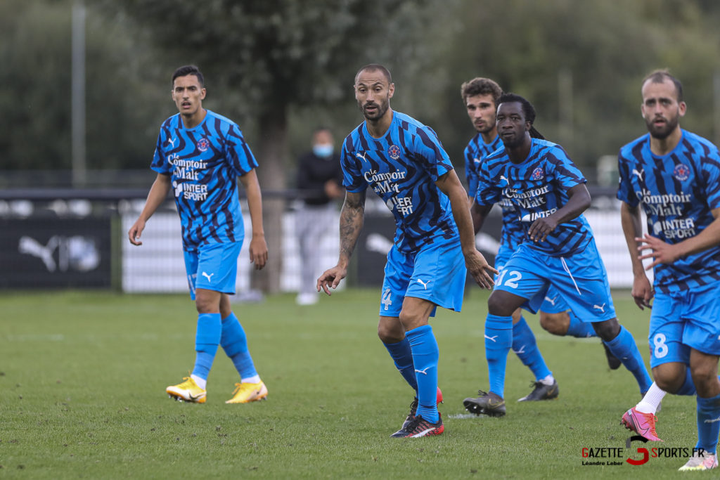 Football Nationale 3 Amiens Sc B Vs Ac Amiens 0078 Leandre Leber Gazettesports