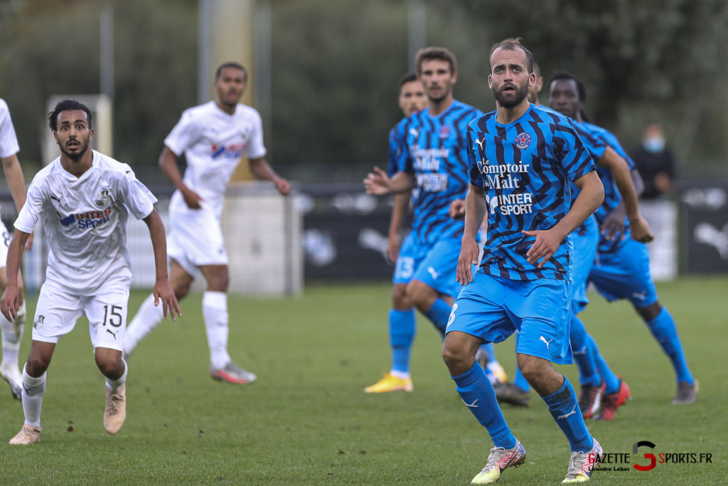 Football Nationale 3 Amiens Sc B Vs Ac Amiens 0079 Leandre Leber Gazettesports