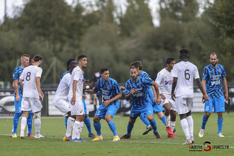 Football Nationale 3 Amiens Sc B Vs Ac Amiens 0080 Leandre Leber Gazettesports