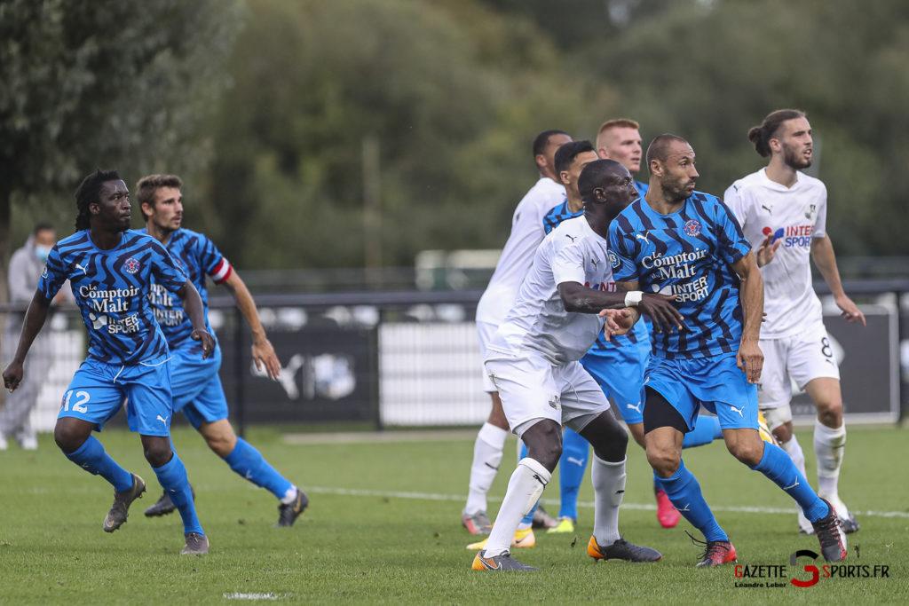 Football Nationale 3 Amiens Sc B Vs Ac Amiens 0081 Leandre Leber Gazettesports